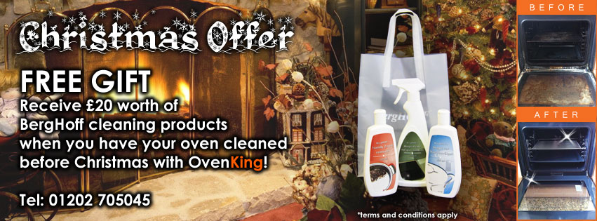 OvenKing's Christmas Promotion