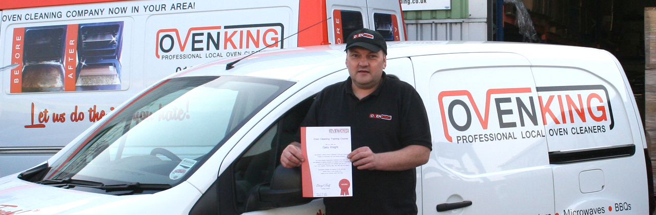 OvenKing Oven Cleaning Southampton Launch