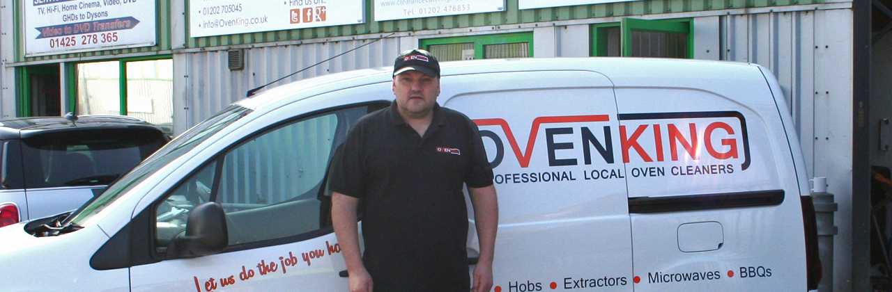Q&A with Gary Knight, OvenKing's newest franchisee from Southampton
