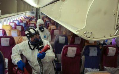 Disinfecting and Antibacterial Fogging