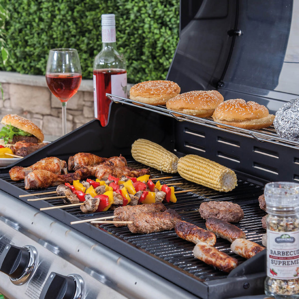 Freshen up your Barbecue