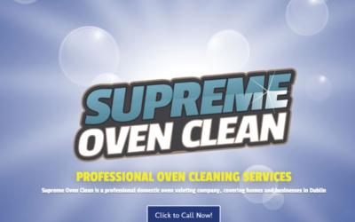 Case Study – Liam – Supreme Oven Clean