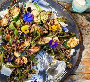 Vegetarian BBQ recipe