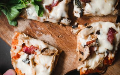 Oven Baked Pizza Recipe