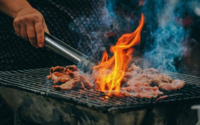 Dealing with BBQs in Hot Weather