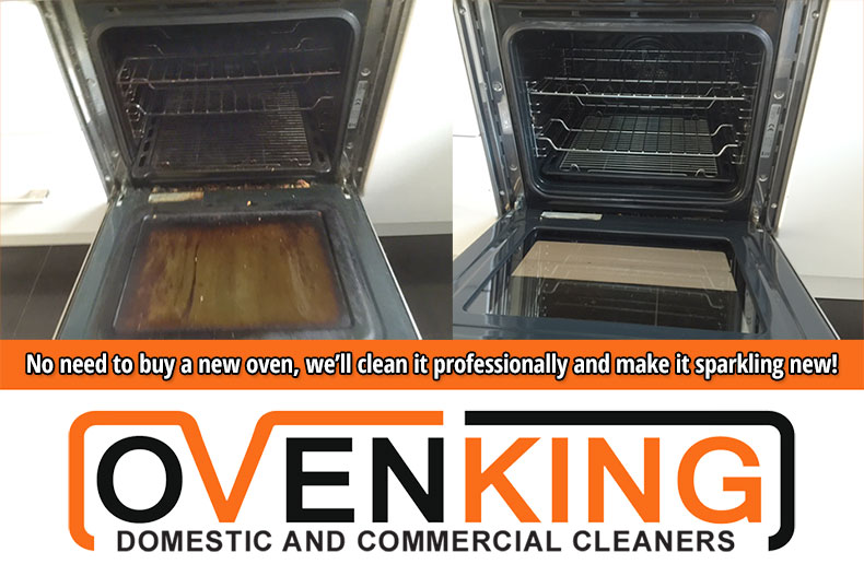 Our professional oven cleaners will make your oven sparkling new. Get your 10% discount now!